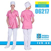 Medical female costume MK 06217 from a new collection
