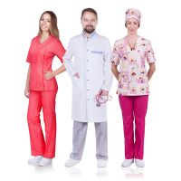 What to wear under a medical gown