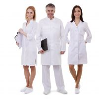 STYLES OF lab coats