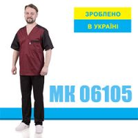 Surgical suit MK 06105 from a new collection