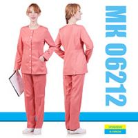 Medical suit MK 06212 from a new collection