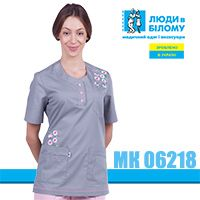 Women's surgical blouson 06218 from a new collection