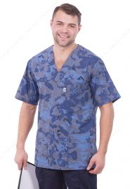 Scrub top