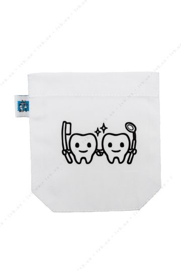 Thermal sticker Teeth