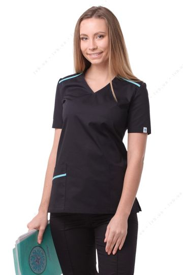 Scrubs top