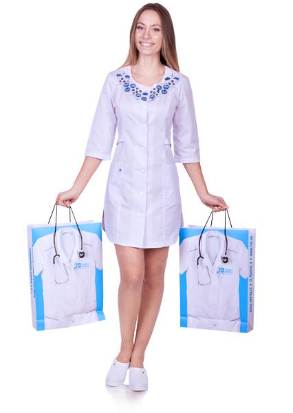 fcd463d1cd7a Медицинская мода 2019 - Люди в белом
